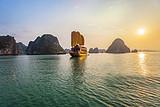 南寧到越南下龍灣、天堂島、月亮湖、吉婆島、蘭沙灣四日游