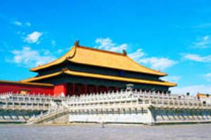 【国庆节北京旅游】银川到北京欢乐谷、天安门、故宫双卧七日游