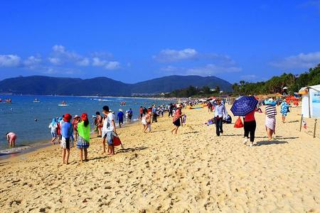 银川出发约惠海南穆斯林海岛风情6日游|