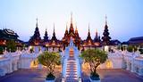 银川出发到泰国清迈拜县清莱6日游
