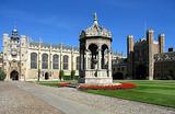 银川到英国剑桥+温莎+霍华德城堡11日游