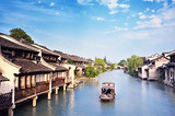 春节银川出发到华东五市品江南风韵赏水乡美景双飞6日游