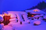宁夏到东北哈尔滨、亚布力、童话雪乡双飞6日游