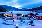 银川出发我要去东北哈尔滨、亚布力滑雪、童话雪乡6日游