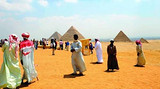 宁夏银川到埃及金字塔、红海、卢克索全景游轮8日游