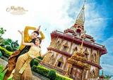 银川到泰国曼巴普旅游,海岛传奇泰国曼谷芭提雅普吉岛11日游