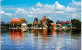 银川出发探秘柬埔寨吴哥金边五天四晚游