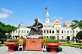 宁夏银川去越南旅游需要多少钱,越南胡志明/双美/芽庄8日游