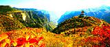 银川出发到山西太行山大峡谷纯玩三日游