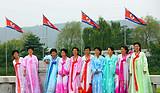 银川到朝鲜艺术之旅6日游