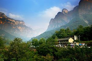 银川到平遥古城、郭亮村、牡丹园汽车4日游