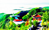 六盘山-老龙潭-崆峒山二日游,感受25度的暑夏
