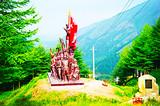 暑假六盘山老龙潭火石寨崆峒山休闲三日游