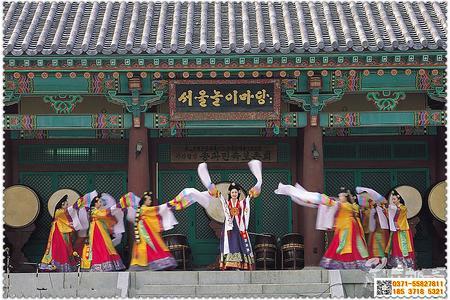 【郑州春节到韩国自助游】首尔一地半自助五日游 南航直飞