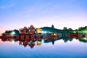 厦门中国国旅【奇幻迪士尼】魔都上海.迪士尼乐园嗨翻天3天