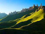 新疆旅游【10月西域美食】天山-吐鲁番-火焰山-坎尔井6日游