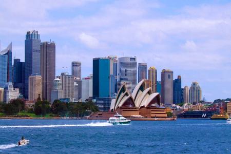 厦门到澳洲旅游【5月澳洲大堡礁9天精彩之旅 】悉尼灯光节