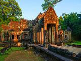 厦门到柬埔寨旅游【2-4月金色吴哥深度4日游】厦门包机直飞