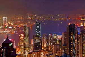 香港一地旅游【9月观光+迪士尼乐园四日游】香港一地纯玩