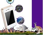 厦门国旅【澳大利亚新西兰  4G高速 随身 wifi 出租】