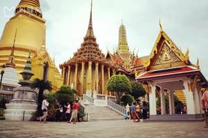 2月泰国旅游【惠享泰国】曼谷+水上市场+芭提雅6天 国旅电话