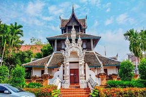 3月厦门到清迈旅游【泰北玫瑰】泰国清迈六日游 国旅电话