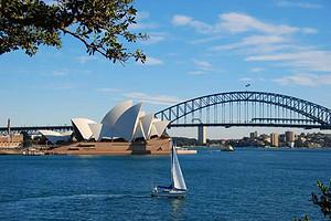 4月澳洲旅游线路【澳洲名城7天精彩之旅】国旅电话