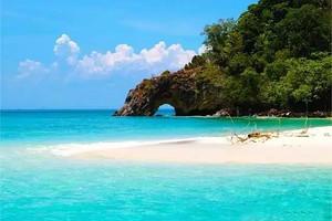 泰国旅游【10月泰象往】曼芭+象岛浪漫七日游,全程0自费
