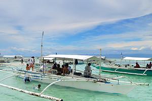 菲律宾超值六日游【宿务+薄荷岛】竹筏漂流餐