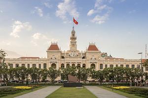 越南旅游团推荐【春节特辑】西贡+美奈+芽庄三飞6日游四岛联游