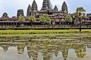 越南柬埔寨旅游【国庆特辑】胡志明+金边+吴哥三飞六日游