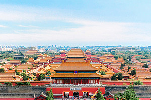 北京轻奢之旅【国庆-10月把爱给你】北京双飞五天商务五星酒店