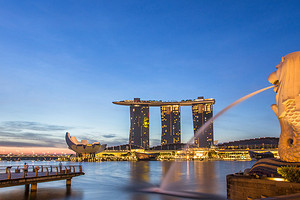 新加坡纯玩半自助【国庆特辑】新加坡纯玩五日游一天自由活动