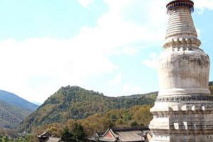 中国国旅五台山旅游团【拜拜团3-4天】安心出行,选择国旅