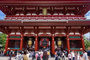 日本年度畅销【9-10月经典之旅】日本本州双古都温泉6日厦航