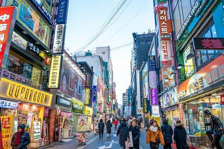 韩国旅游团【2月浪漫首尔】韩国首尔厦门直飞六日游