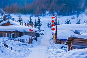 东北旅游团【春节行者东北】哈尔滨/亚布力/雪乡滑雪双飞6日游