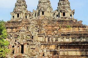 柬埔寨旅游团【金色吴哥深度5日游】厦门包机直飞