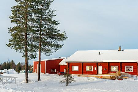欧洲北欧旅游团【春节芬兰+挪威】北冰洋极光10天探访圣诞老人