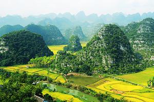 纯玩团【黔景贵州8天】贵州全景纯玩团,梵净山、镇远、马岭河