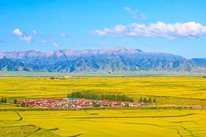 厦门到新疆旅游【西北大环线】新疆、甘肃、青海13日游