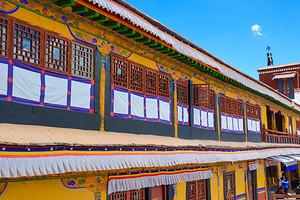西藏旅游团【1月-春节西藏过大年】西藏四飞9日游品质小团