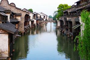 最江南-杭州、宋城、乌镇、西塘高铁三日游