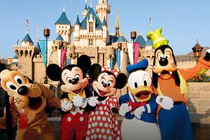【全景迪士尼】:上海迪士尼乐园+上海观光度假高铁三日游