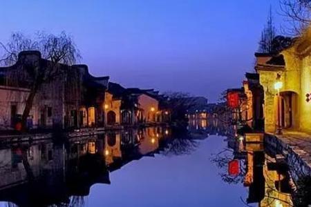 【7/8月】国旅厦门到上海+苏州留园+乌镇+西湖双飞3日游