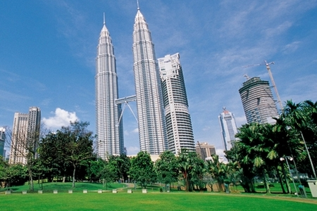 【12-1月】厦门到新加坡+马来西亚+波德申大红花高品5日游