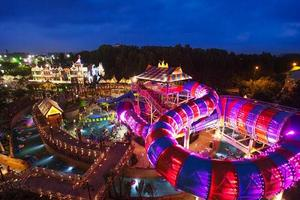 【8月】国旅厦门到广州水上星光夜场/动物世界/长隆双动4日游