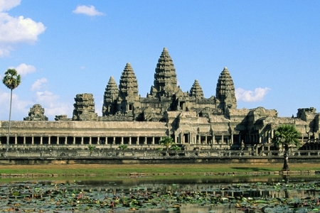 【暑假】厦门到柬埔寨金色吴哥一地纯玩5日游_厦门国旅