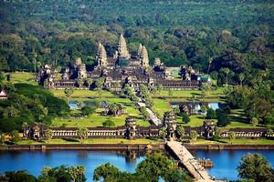 【2-3月】厦门到柬埔寨金边+吴哥双飞5日游_厦门国旅