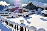 【1-2月】厦门到哈尔滨+亚布力+雪乡双飞6日游_厦门国旅